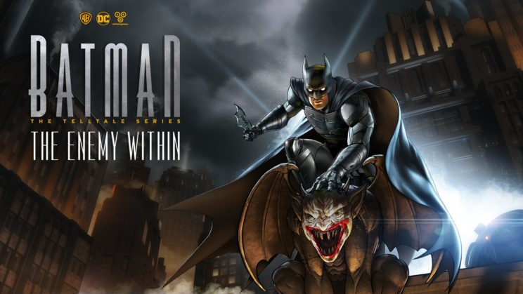 """Batman: The Telltale Series The Enemy Within"" kommt im Oktober auch auf die Nintendo Switch"