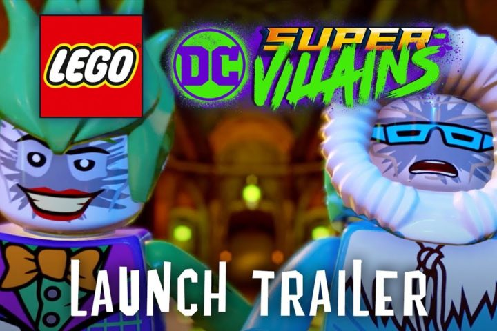 "Der Launch Trailer zu ""LEGO DC Super-Villains"" ist da!"