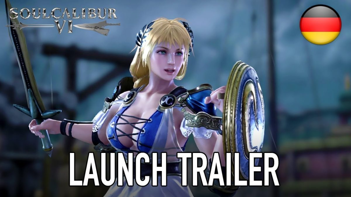 Beat Em Up Soul Calibur 6 Erhält Seinen Launch Trailer