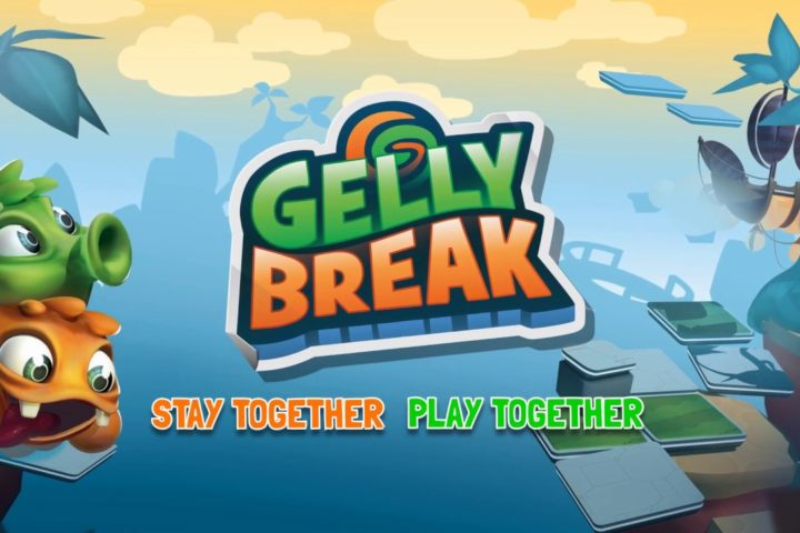 "Jump n Run ""Gelly Break"" erscheint Ende November für die Nintendo Switch"
