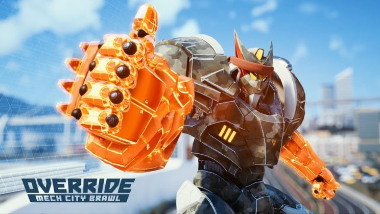 """Override: Mech City Brawl"" hat seinen Launch Trailer!"