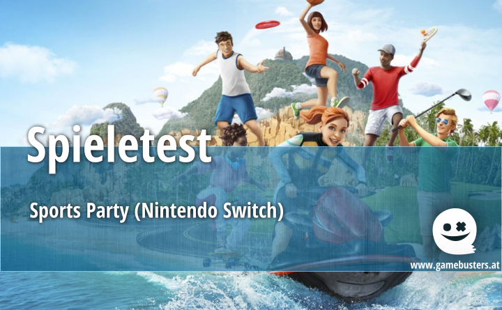 Spieletest – Sports Party (Nintendo Switch)