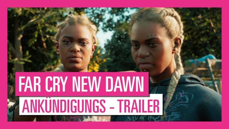 "Ubisoft kündigt ""Far Cry: New Dawn"" an"