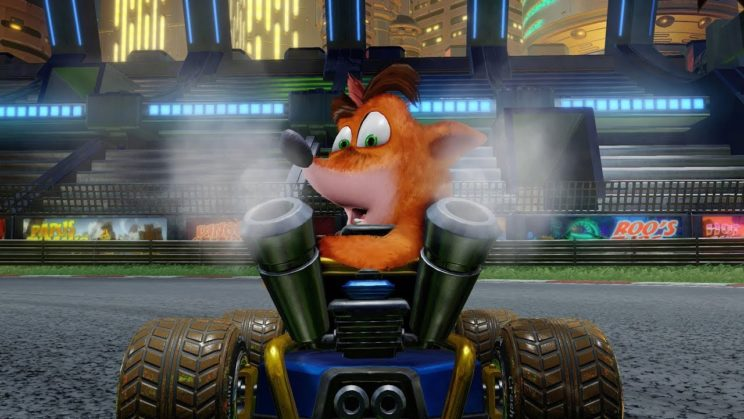 """Crash Team Racing Nitro-Fueled"" offiziell angekündigt"