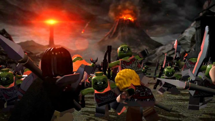"Humble Bundle – ""LEGO: The Lord of the Rings"" für kurze Zeit kostenlos"