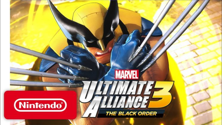 """Marvel Ultimate Alliance 3: The Black Order"" erscheint exklusiv für die Nintendo Switch!"