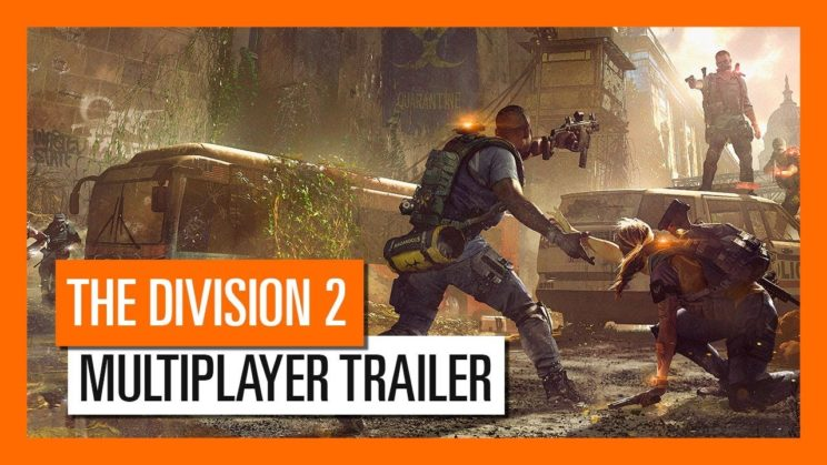 The Division 2 – Multiplayer-Features vorgestellt