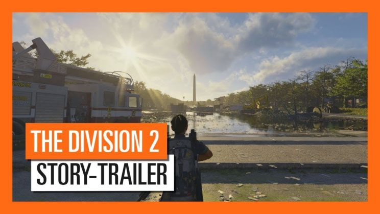 """The Division 2"" erhält Story Trailer"