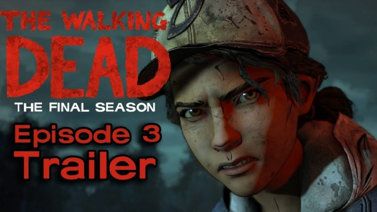 """The Walking Dead"" Final Season erhält neuen Trailer der dritten Episode"