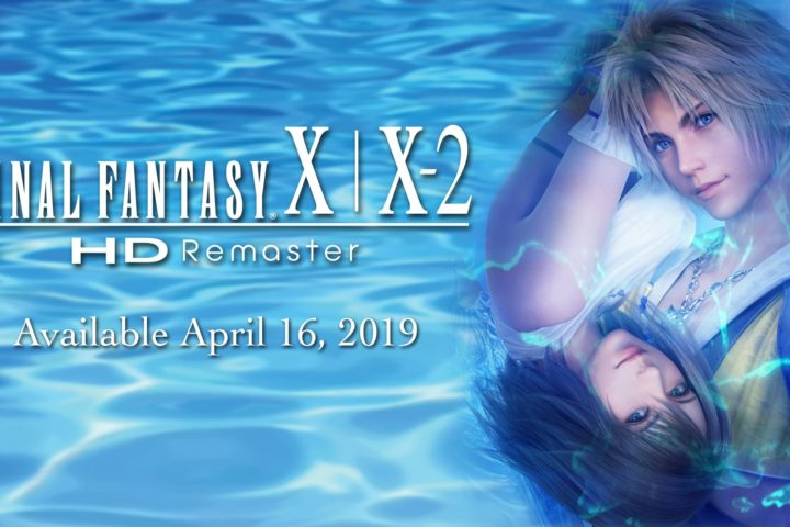 """Final Fantasy X/X-2 HD Remaster"" hat einen Nintendo Switch Releasetermin!"