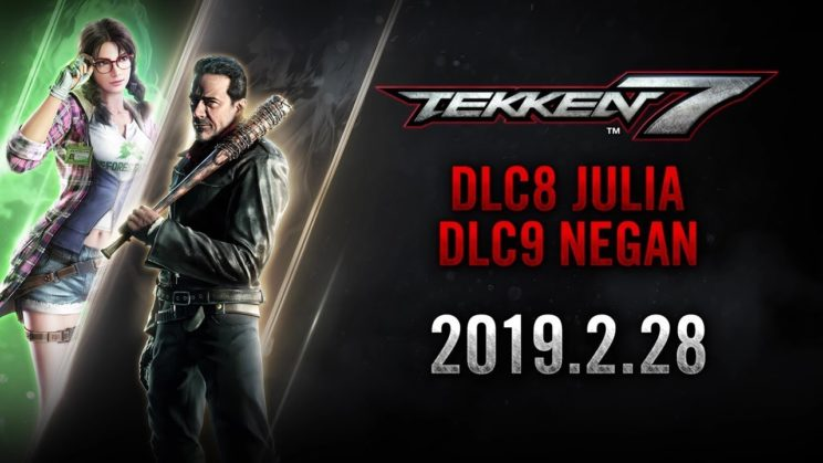 "Tekken 7 – ""The Walking Dead"" Charakter Negan kommt Ende Februar"
