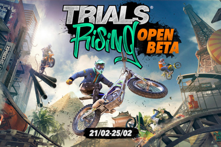 """Trials Rising"" erhält Open Beta"
