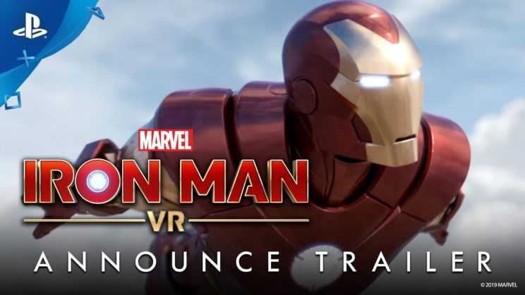 """Marvel's Iron Man VR"" für PlayStationVR angekündigt"