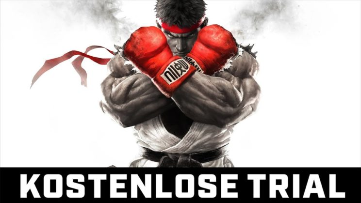 "Trial Version zu ""Street Fighter V"" angekündigt"