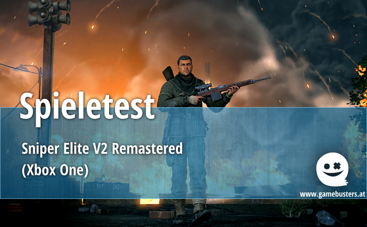 Spieletest – Sniper Elite V2 Remastered (Xbox One)