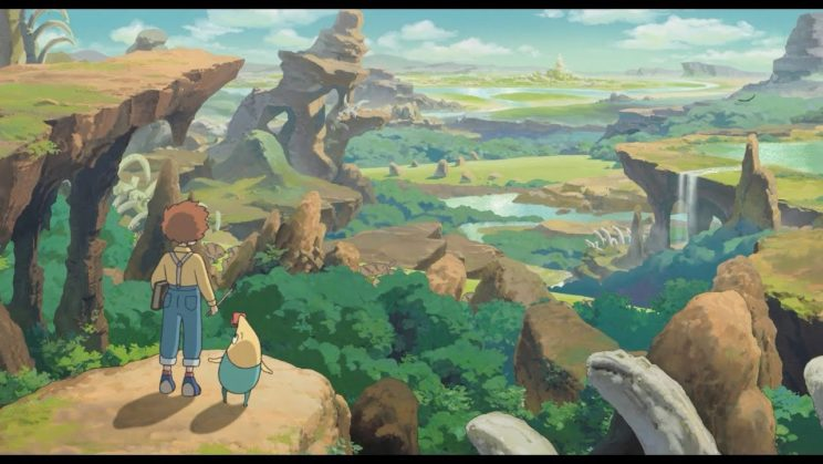 """Ni no Kuni: Wrath of the White Witch"" erhält ein Remaster, erscheint im September"