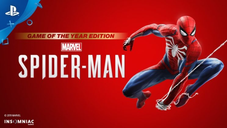 """Marvel's Spider-Man"" ab sofort als Game of the Year Edition erhältlich"