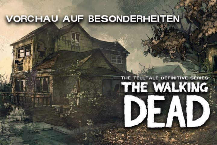"Digitale Version von ""The Walking Dead: The Telltale Definitive Series"" ab sofort vorbestellbar"