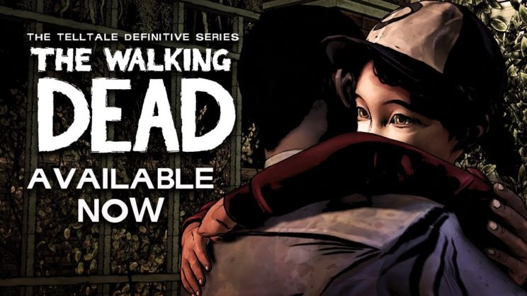 """The Walking Dead: The Telltale Definitive Series"" ab sofort erhältlich"