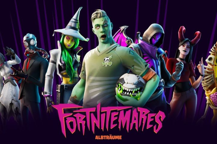 "Halloween Event ab sofort in ""Fortnite: Battle Royale"""