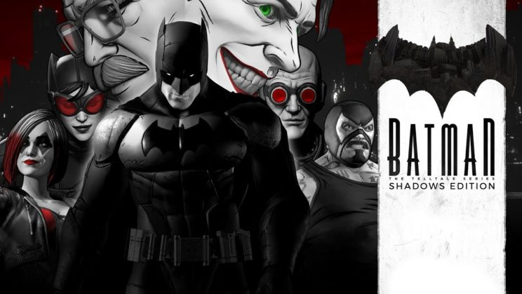 """Batman Shadows Edition – A Telltale Bundle"" offiziell angekündigt"