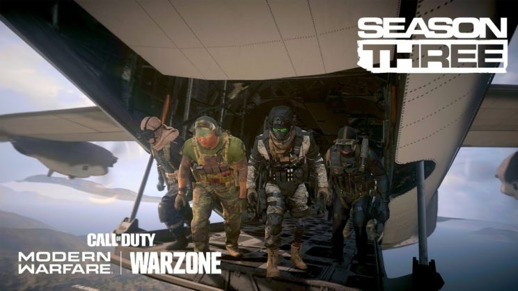 Call of Duty: Modern Warfare – Start der 3. Season geht morgen los