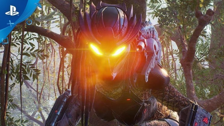 """Predator: Hunting Grounds"" erhält seinen Launch Trailer"