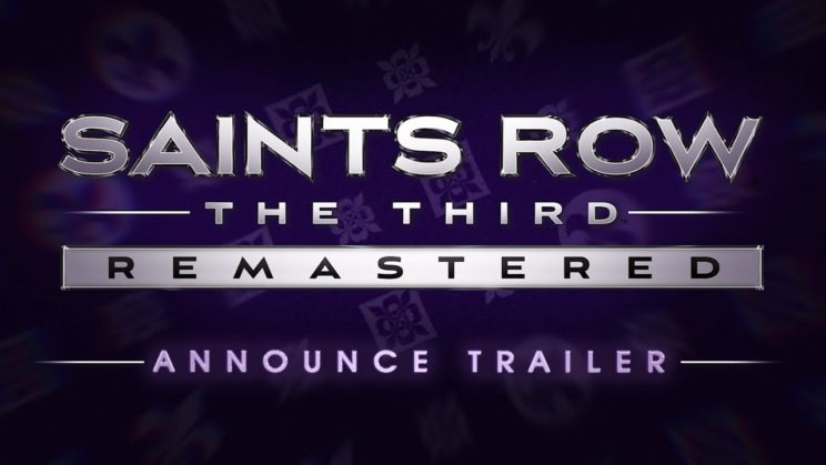 """Saints Row: The Third"" erhält ein Remaster"
