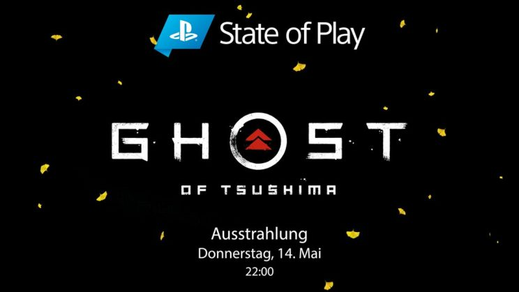 "Sony kündigt weitere State of Play an, Fokus auf ""Ghost of Tsushima"""