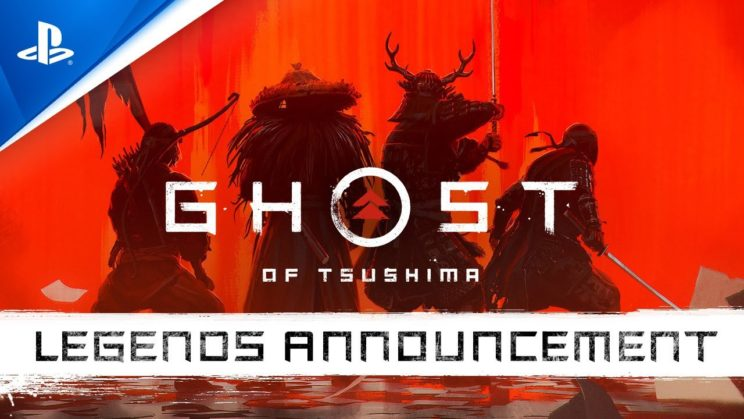 """Ghost of Tsushima"" erhält im Herbst Koop-Multiplayer namens Legends"