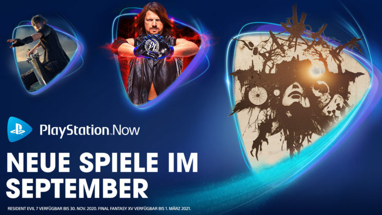 PlayStation Now – Das ist das Line-Up für September 2020!