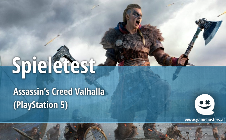 Spieletest – Assassin's Creed Valhalla (PlayStation 5)