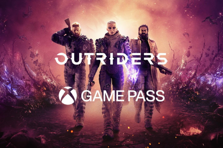 """3rd Person Shooter """"Outriders"""" ab Release im Xbox Game Pass verfügbar"""
