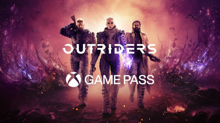 "3rd Person Shooter ""Outriders"" ab Release im Xbox Game Pass verfügbar"