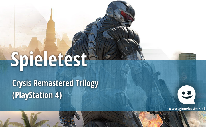Spieletest – Crysis Remastered Trilogy (PlayStation 4)